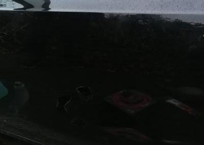 Car Door Scratch Repair After Image