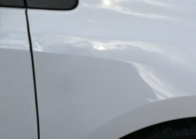 Repaired Car Dent Image